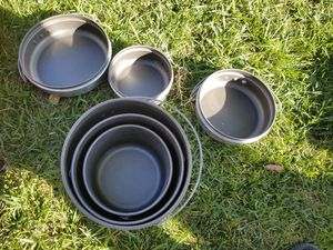 Bulldog backpacking pots for Sale in La Puente, CA