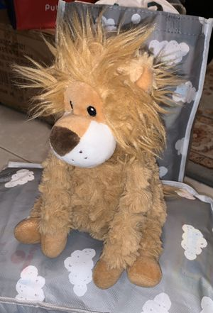 Brand new super soft lion stuffed animal for Sale in Plantation, FL