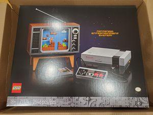 Nintendo Lego Super Mario NES Console 71374 for Sale in El Monte, CA