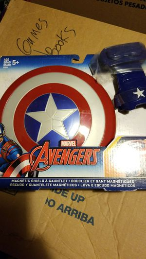 B#3 Avengers Captain America Magnetic Sheild for Sale in Brighton, CO