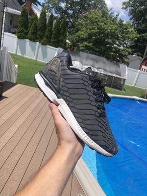 Adidas zx flux xeno reflective size 10.5 for Sale in Brooklyn, MD