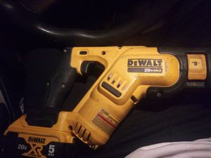 DEWALT HACKSAW for Sale in Bakersfield, CA