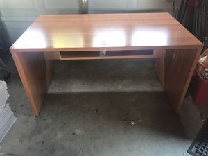Brand New Real Wood Heavy Office Desk for Sale in Westerville, OH