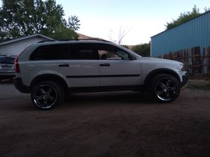 Like new 5lug high velocity 20in rims for Sale in Malaga, WA