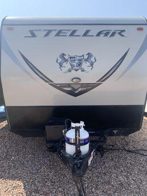2017 Eclipse Stellar 19SB Toy Hauler for Sale in Peoria, AZ