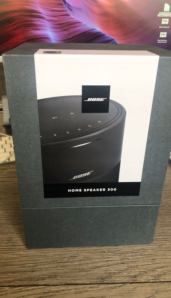 Bose Home Speaker 300 - New Unopened