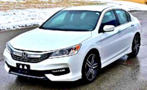 No finer 2015 Accord can be found for Sale in Newark, NJ