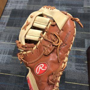 Rawlings GG Elite Baseball First Baseman Glove GGEFB13 RHT for Sale in La Puente, CA