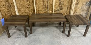 3 Piece Coffee and End Table Set - Delivery Available! for Sale in Baltimore, MD