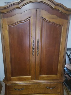 Beautiful Armoire still available as of Monday 10-13-19 for Sale in Wichita, KS