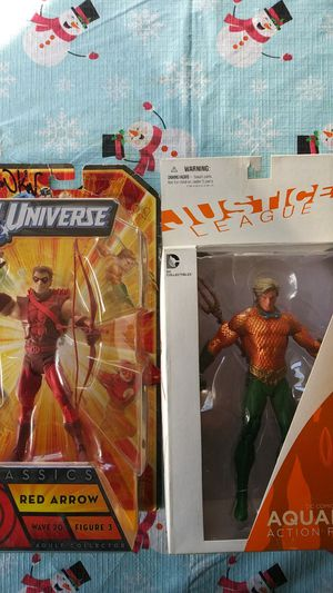 DC Universe and DC Comics Action Figures for Sale in Warren, MI