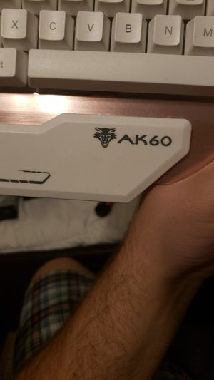 AK60 RGB pc keyboard. for Sale in Tampa, FL