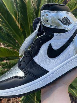 Air Jordan 1 Silver Toe Size 6.5W for Sale in Long Beach,  CA