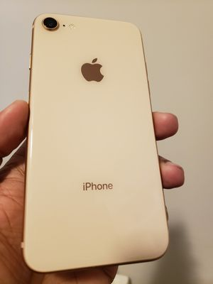 iPhone 8 , UNLOCKED for All Company Carrier , Excellent Condition like New for Sale in Springfield, VA