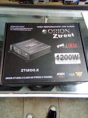 Orion ztreet zt1200.2 for Sale in Las Vegas, NV