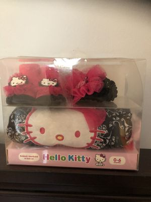 Hello kitty baby set for Sale in Garden City, NY