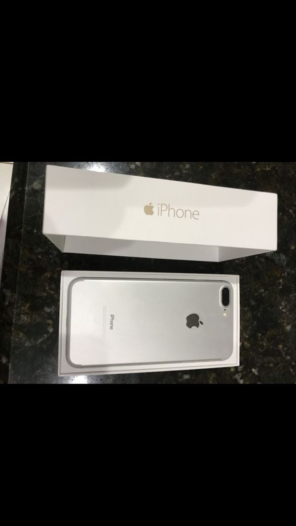Good condition iPhone 7 Plus 128GB Fully Unlocked Ready to use Clean IMEI