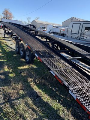 2014 3-4 car hauler trailer for sale for Sale in Wilmington, DE