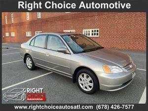 2003 Honda Civic for Sale in Marietta, GA
