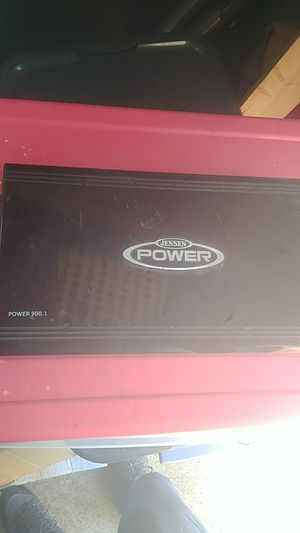 Car audio subwoofer amplifier Jensen Power 900 for Sale in Lakewood, CO