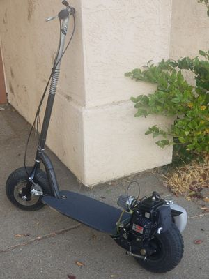 Goped bigfoot gas scooter ready to ride! for Sale in Antioch, CA