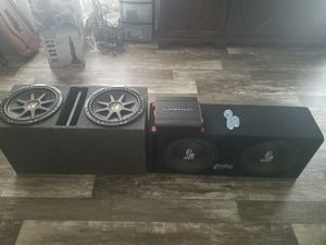 Subwoofer for Sale in Blue Ridge, TX