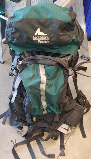 Gregory Palisade hiking backpack men's medium for Sale in Maple Valley, WA