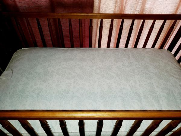 Baby Crib With Mattress Included