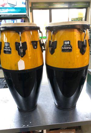 Meinl Duo Congas for Sale in Dallas, TX