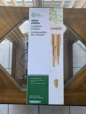 Bamboo Wind Chime Brand New for Sale in Miami, FL