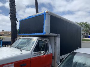 1995 Ford F-350 box trade for sale or trade for Sale in San Diego, CA