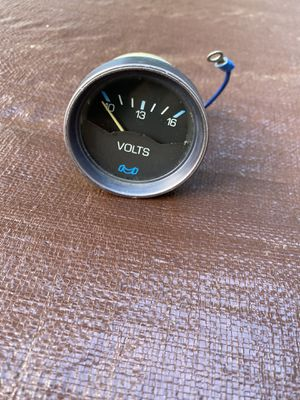 Boat Battery gauge for Sale in Dallas, GA