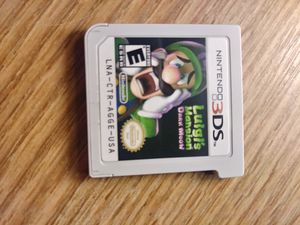 Nintendo 3ds luigis mansion for Sale in Erie, PA