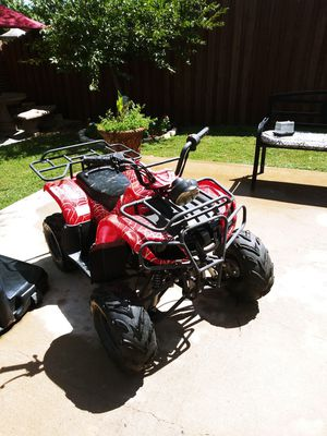 4 wheeler 110 for Sale in Fort Worth, TX