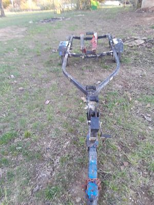 14 ft boat trailer for sale or trade for Sale in Sullivan, MO