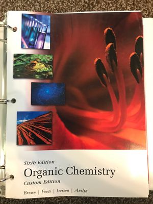 Organic chem for Sale in Riverside, CA