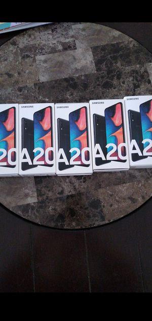 1- Samsung Galaxy A20 (Brand New Open Box) for Sale in Alafaya, FL