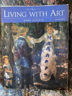 """Gilbert's """"Living With Art""""...6th edition for Sale in Virginia Beach, VA"""
