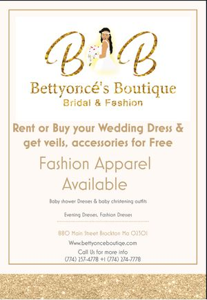 Wedding Dresses for Sale in Brockton, MA