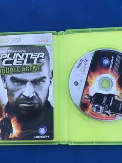 Splinter Cell Double Agent Xbox 360 Video Game for Sale in Huntington Beach,  CA
