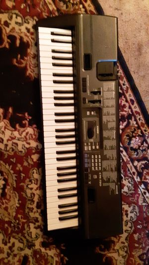 Casio electronic keyboard for Sale in SD, US