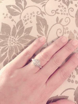 genuine diamond engagement ring for Sale in Stafford, VA
