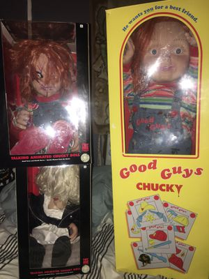 Chucky new for Sale in Laredo, TX