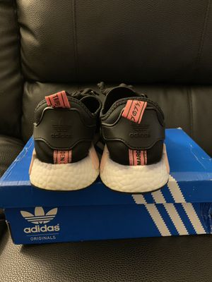 Adidas NMD BLCK/Rose Pink for Sale in San Diego, CA