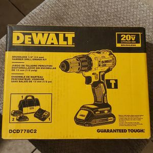 DEWALT BRAND NEW READ THE POST !!! for Sale in Houston, TX