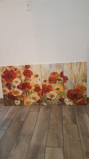 4 piece framed for Sale in Portland, OR