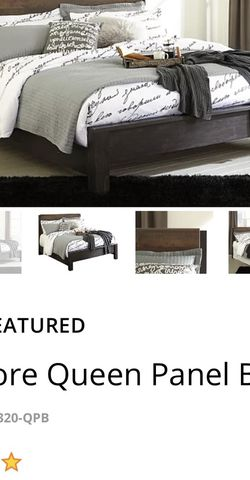 5 Star Review Queen Bedroom Set From for Sale in Issaquah,  WA