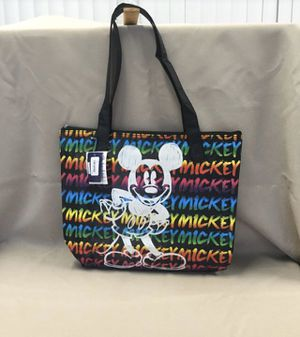 Mickey Mouse PVC Sturdy Tote Bag for Sale in Los Angeles, CA