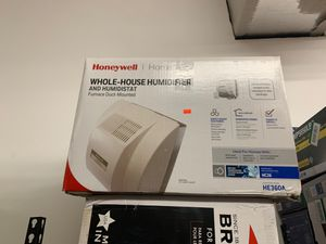 Whole house humidifier and humidistat for Sale in Port St. Lucie, FL