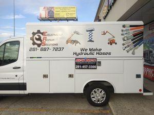 Fleet branding/vehicle decals for Sale in Houston, TX